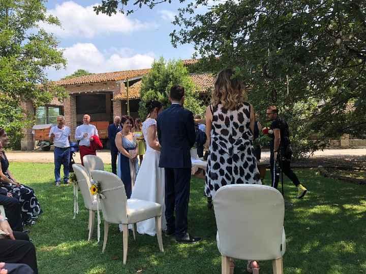 Matrimonio con cerimonia civile - 2