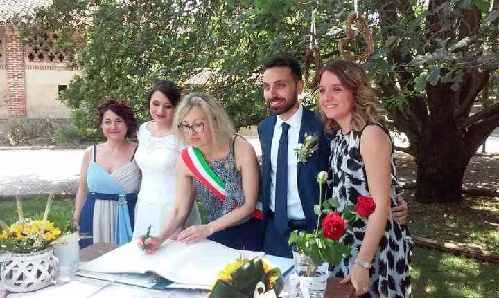 Matrimonio con cerimonia civile - 3