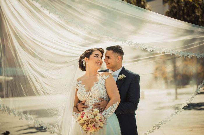 Finalmente marito e moglie ❤️✨ 1