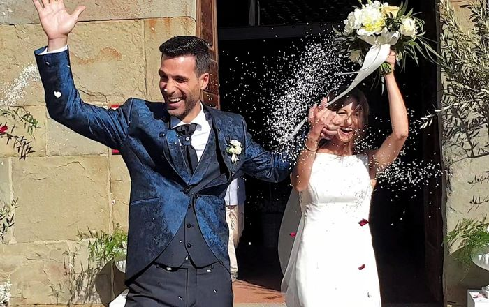 Con quanti ❤️ valuteresti il giorno del tuo matrimonio? 9