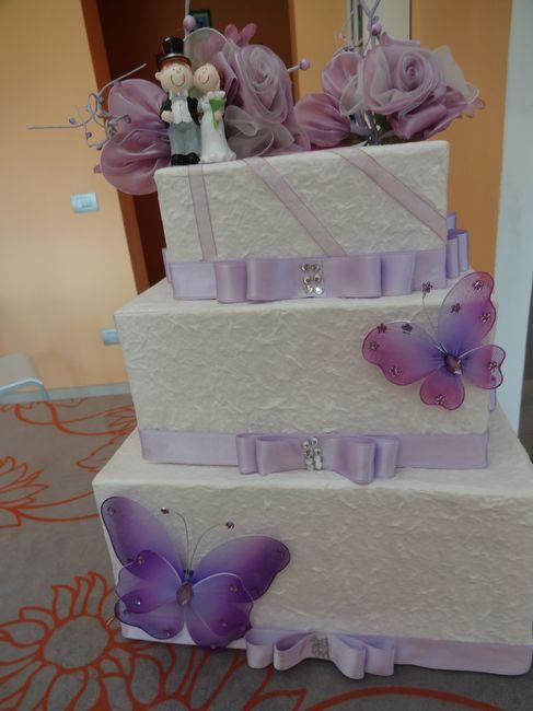 la mia torta porta buste