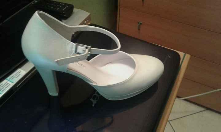 Scarpe  e ciabattine da sposa! - 2
