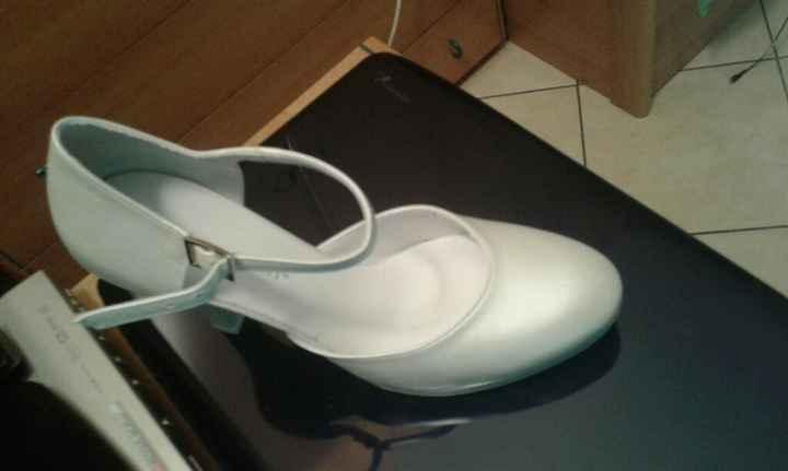 Scarpe  e ciabattine da sposa! - 4