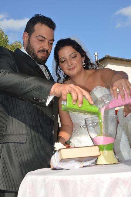 Matrimonio Simbolico Rito Della Sabbia : Rito della sabbia foto