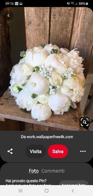 Bouquet sposa! Come sarà il vostro? Postate foto 13