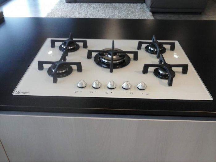 Nuovo piano cottura vivere insieme forum - Rex electrolux cucine a gas ...
