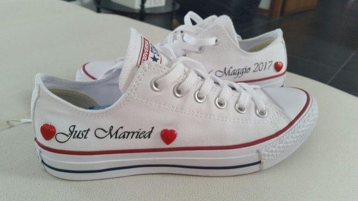 Sposa in converse ???? - 1