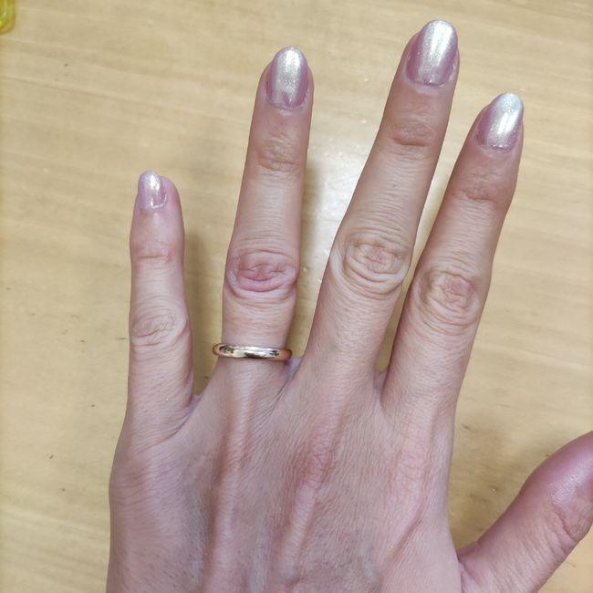 Manicure sposa 2