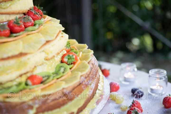 Gusti della torta nuziale - 1
