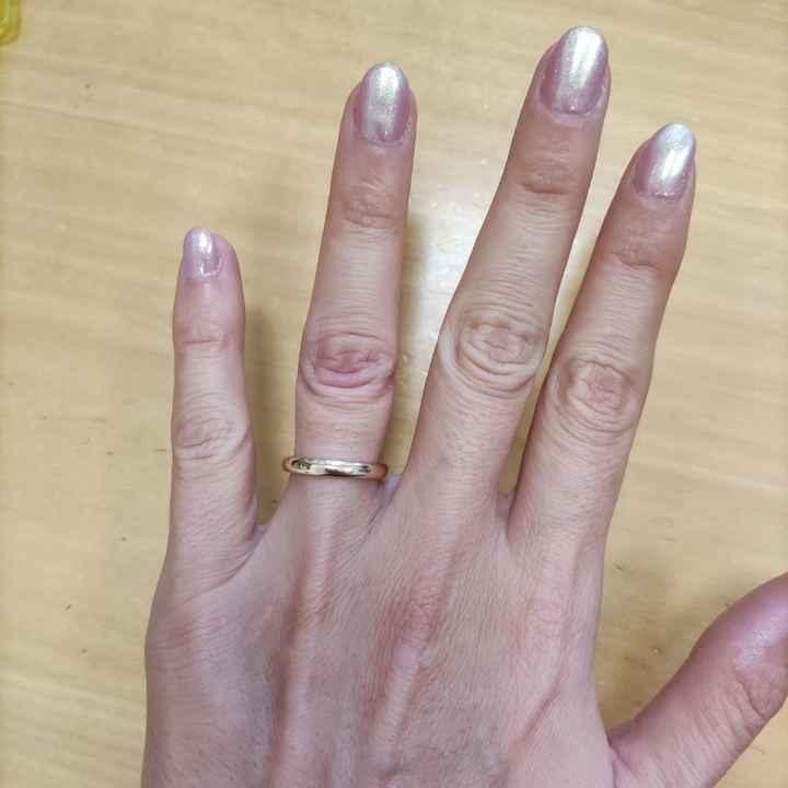 Manicure sposa - 1