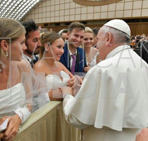 Udienza papale- 6 Novembre 2019 5