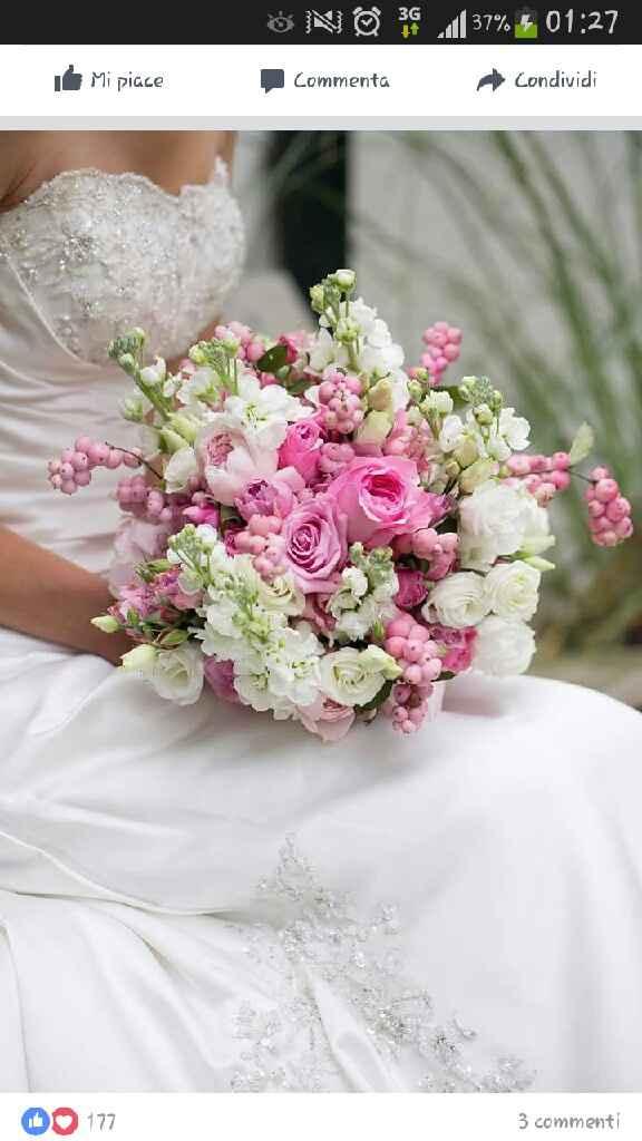 Quale bouquet avete scelto? - 2
