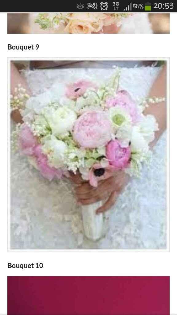 Quale bouquet avete scelto? - 3