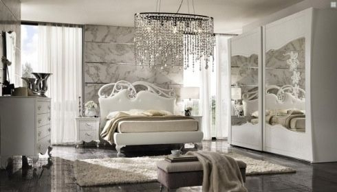 Aiutoooo camera da letto moderno contemporaneo con strass - Pagina ...