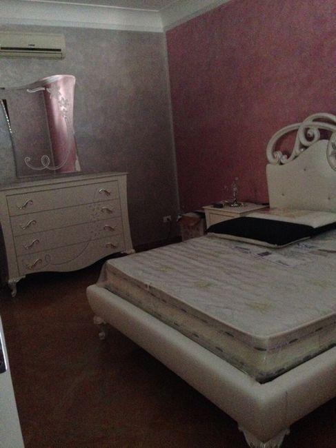 abbastanza Aiutoooo camera da letto moderno contemporaneo con strass - Vivere  SM94