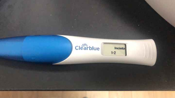 Primi sintomi gravidanza e Clearblue Rilevazione Precoce - 1