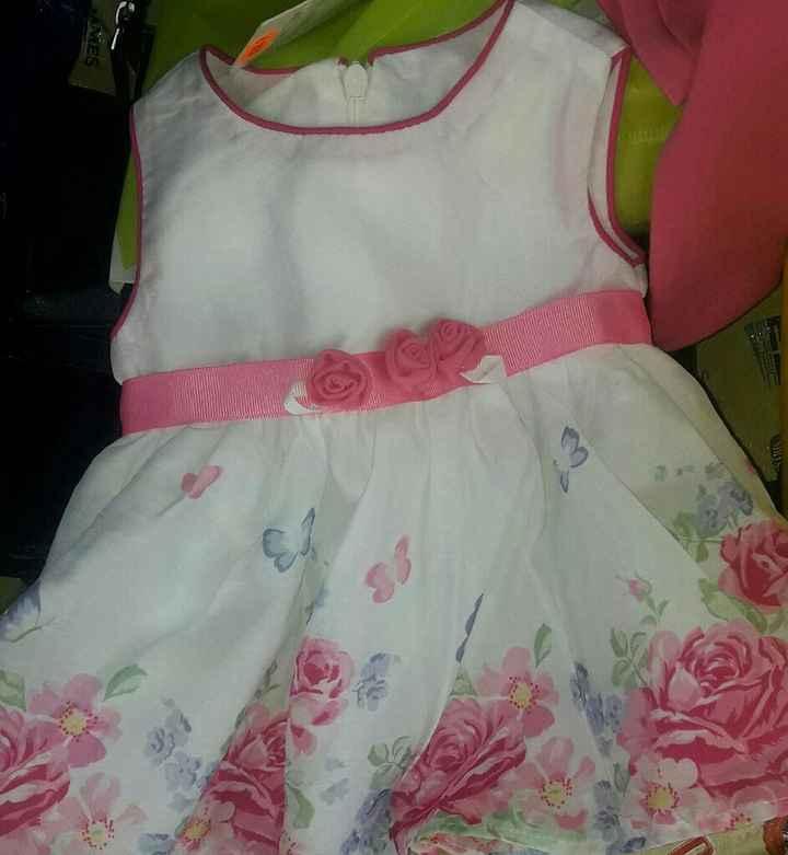 Curiosità vestito bebè - 2