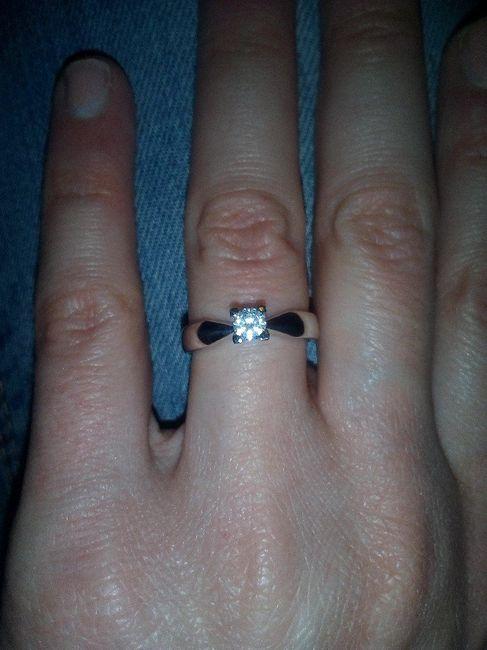 Anello di fidanzamento? Diamo il via alle foto più brillanti del 2018! =d 25