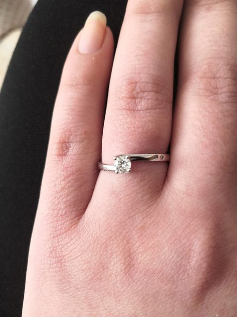 Anelli al rapporto brides 💍 28