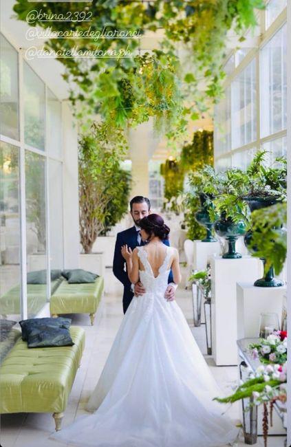 Finalmente marito e moglie. 1