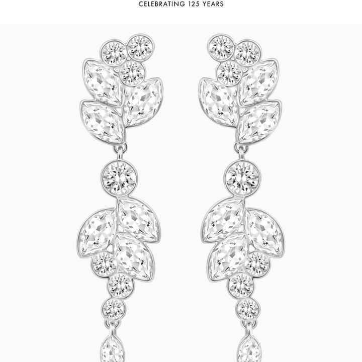 Scelta orecchini sposa - 4