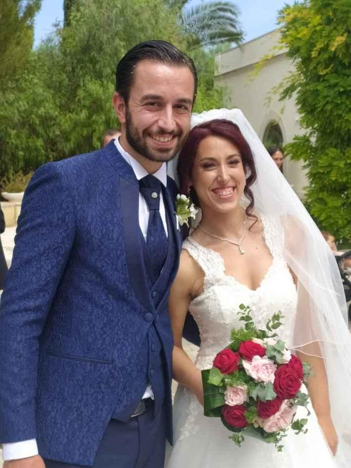 Finalmente marito e moglie. - 3