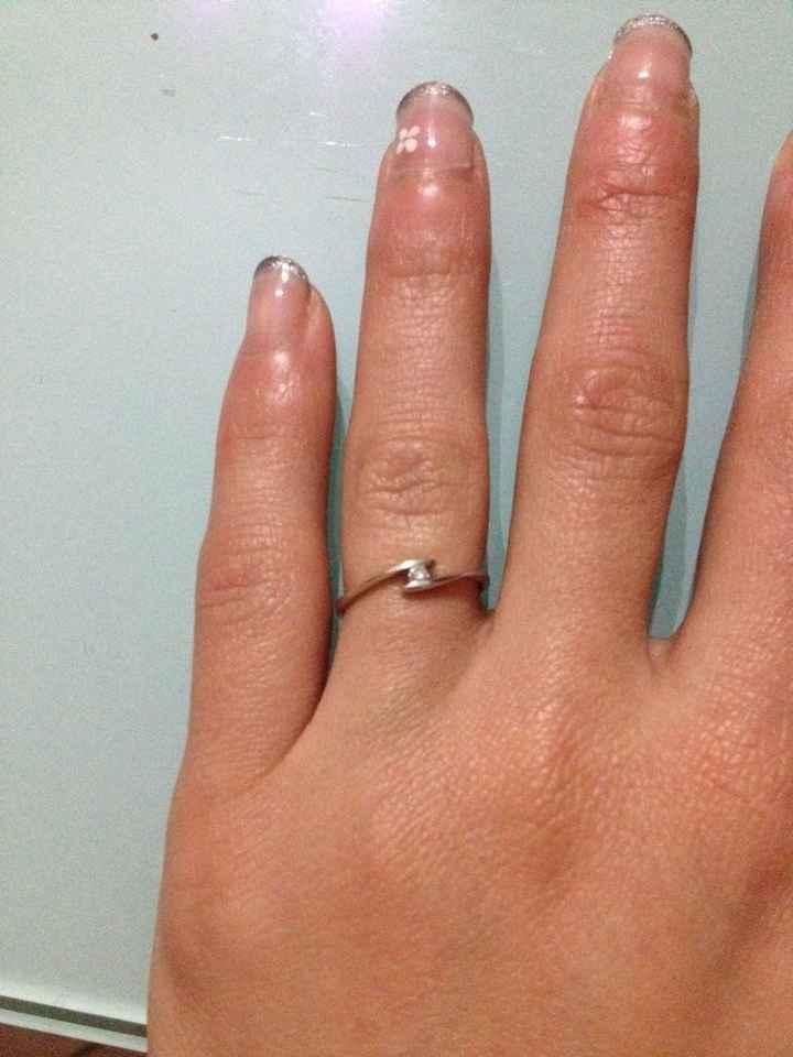 Arriva l'anello... ma era solo un'altra cosa da fare.. - 1