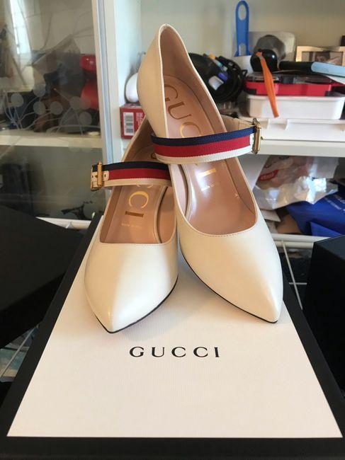 Avete trovato facilmente le scarpe da sposa? 1