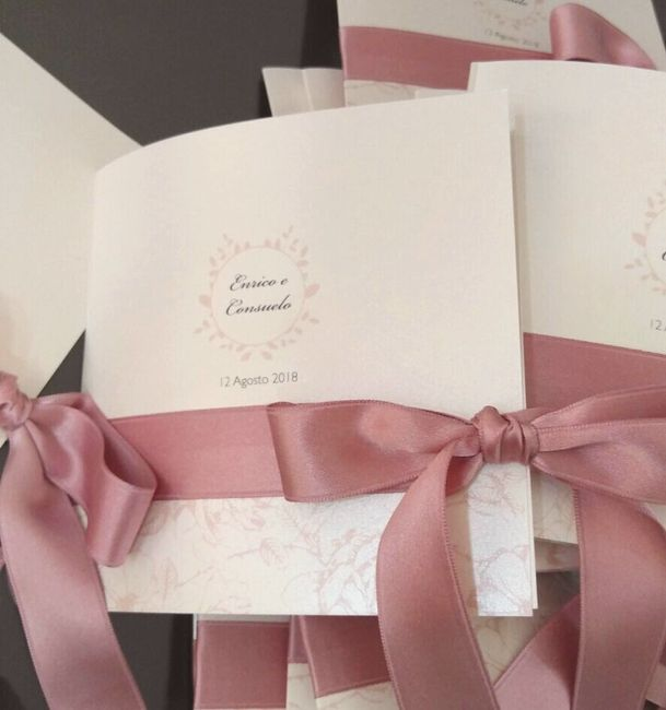 Partecipazioni Matrimonio Senza Busta.Helppp Partecipazione Senza Busta Organizzazione Matrimonio