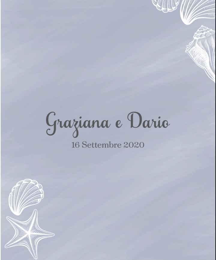 Diario della sposa - 1