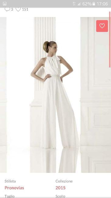 Sposa in tailleur - Moda nozze - Forum Matrimonio.com e01f65f889d