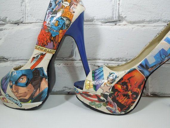 Matrimonio Tema Marvel : Le mie scarpe anticonformiste pagina organizzazione