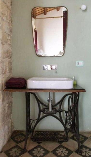 Lavandino con mobile singer vivere insieme forum - Gedimat salle de bain ...