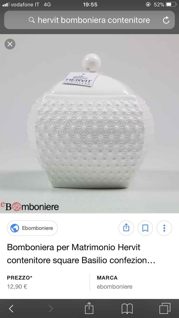 Bomboniere Hervit - 1