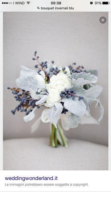 Il tuo bouquet sposa in base al mese delle tue nozze - 1