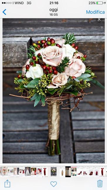 Il tuo bouquet sposa in base al mese delle tue nozze - 3