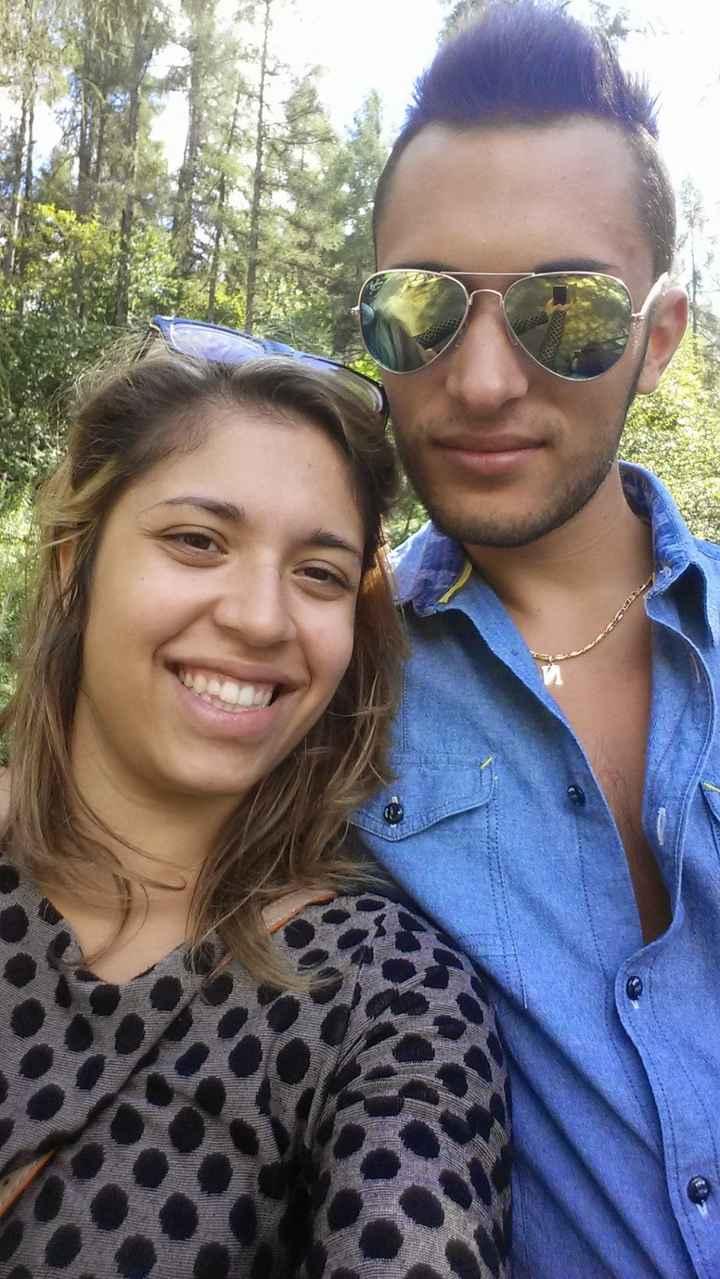 Prima foto insieme