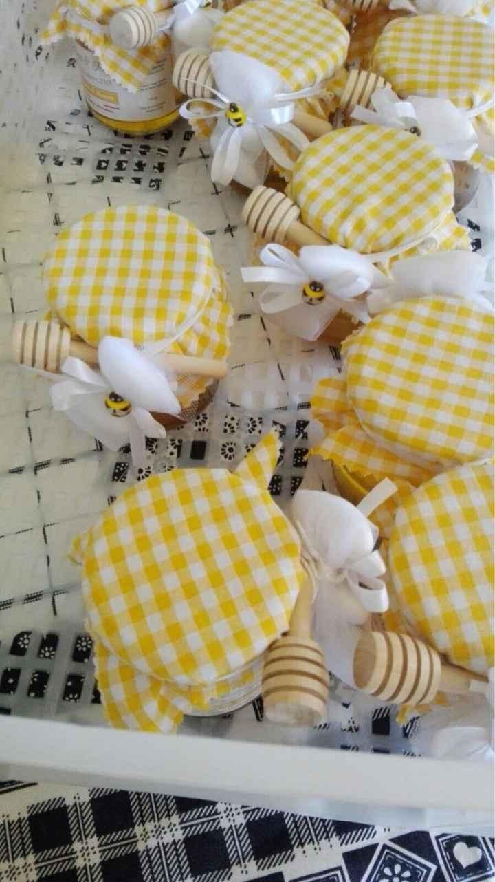 Bomboniere vasetto miele - 2