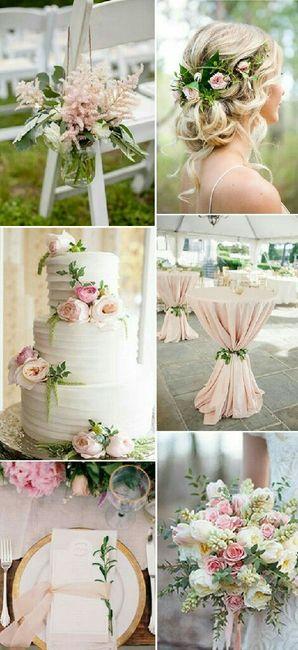 Matrimonio In Rosa : Matrimonio rosa cipria.. idee organizzazione matrimonio forum