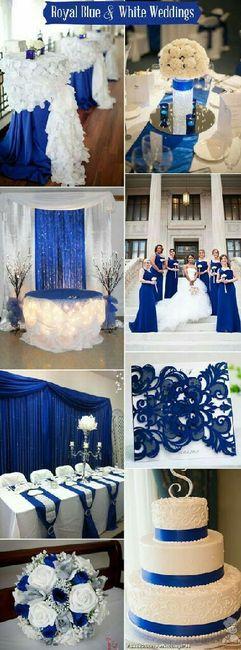 Matrimonio Tema Blu E Bianco : Tema blu fai da te forum matrimonio