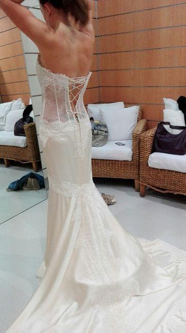 Lavanderia abiti da sposa napoli