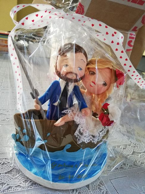 Cake Topper personalizzati - 1
