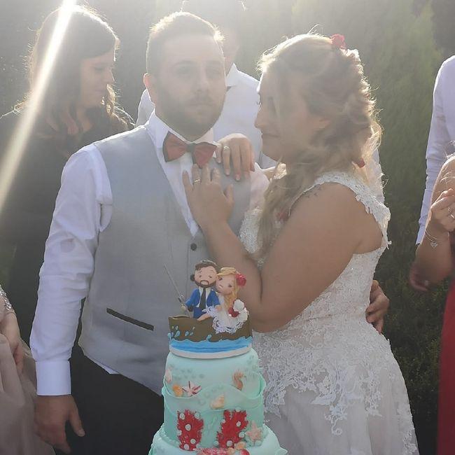 Finalmente marito e moglie!! ❤️🥂🍾 1