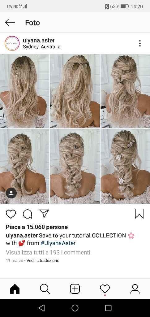 Acconciatura capelli help me - 1