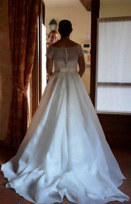 Vestito Matrimonio Rustico : Vestito foto organizzazione matrimonio