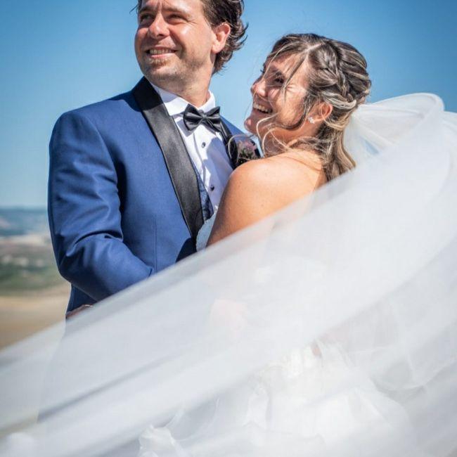 Gli scatti più belli degli sposi del 2020! 17