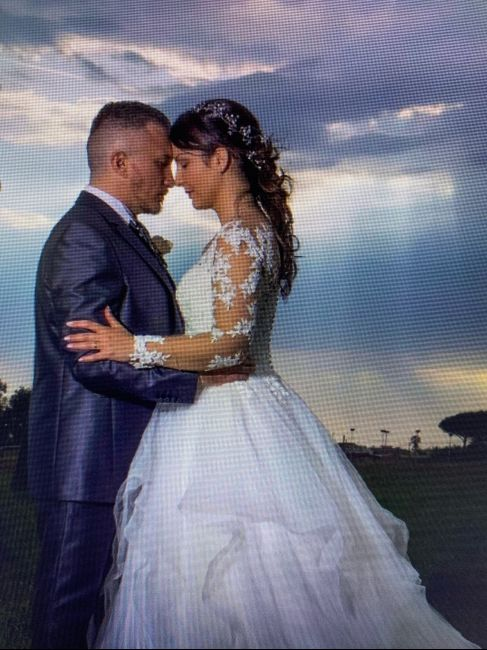 1 Giugno 2019 🥂primo anniversario di matrimonio ❤️ - 1