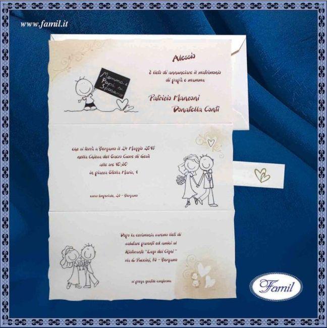 Partecipazioni Matrimonio Annunciate Dai Figli.Mamma E Papa Si Sposano Pagina 3 Organizzazione Matrimonio