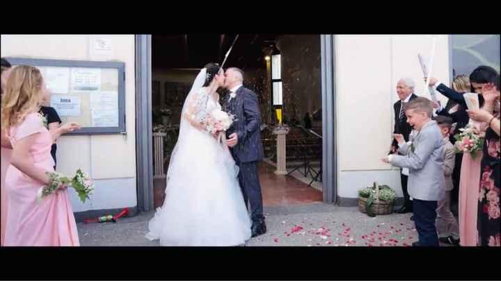 Primo mesiversario di matrimonio 🥰 - 3