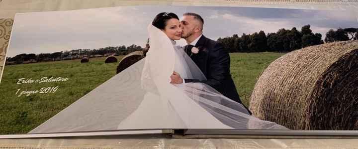 Album e video matrimonio ritirati finalmente 🎉 - 2